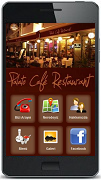 palat restaurant mobil websitesi